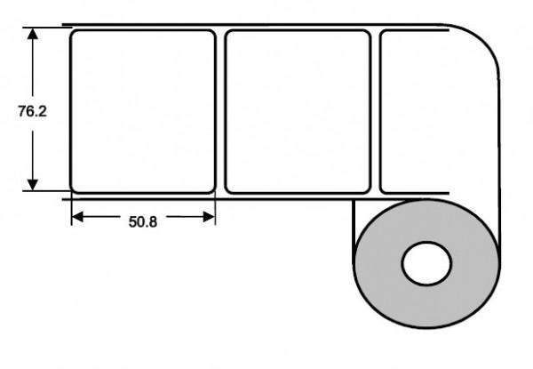 Eurebis 76x51mm Papier glanz, P/TK1, 1'130 Et/R