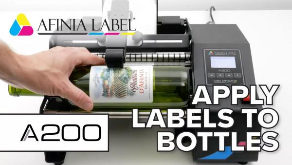 Afinia A200 Flaschenapplikator (Bottle Applicator)