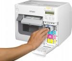 Epson C3500 Farb-Etikettendrucker (C31CD54012CD)