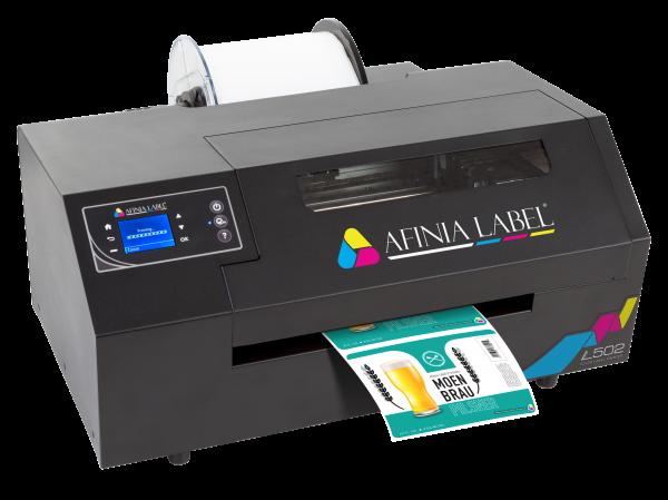 Afinia L502 Farb-Etikettendrucker - DYE