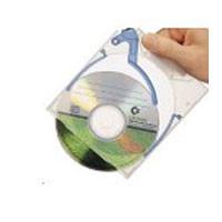 Flip'n'Grip CD Hülle Standard, blau