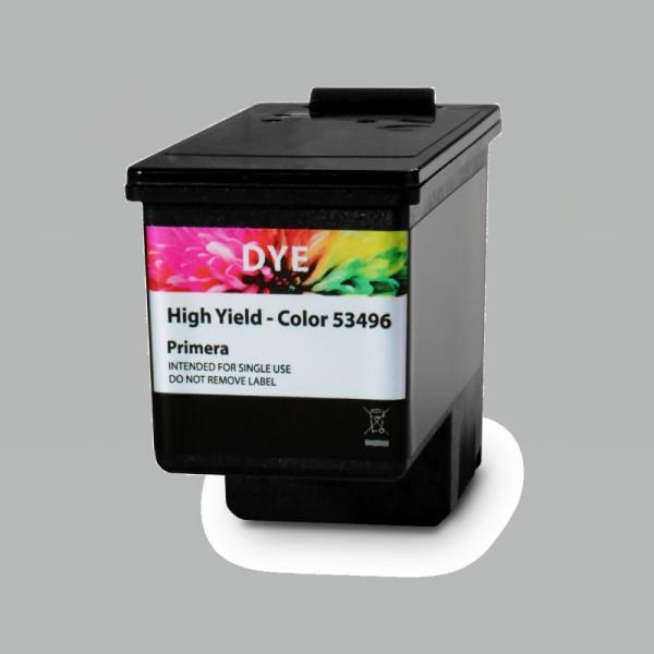 Primera Farbpatrone CMY LX610/LX600 (053496) Dye