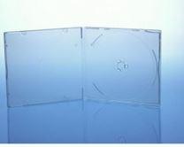 Ultra Slim Box PP, 5.2mm, transparent