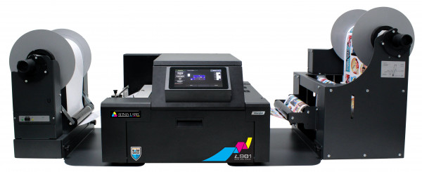 Afinia L901 Plus + Un-/Rewinder UW300/RW300 XL