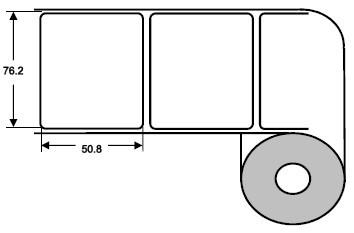 Eurebis 76x51mm Papier matt, P/TK1, 1'400 Et/R