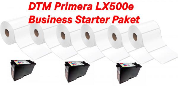 DTM Primera LX500e Business Starter Paket