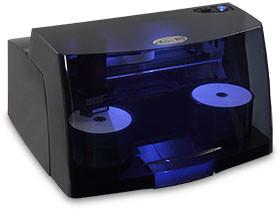Rimage Allegro 100, 2x CD/DVD Recorder,
