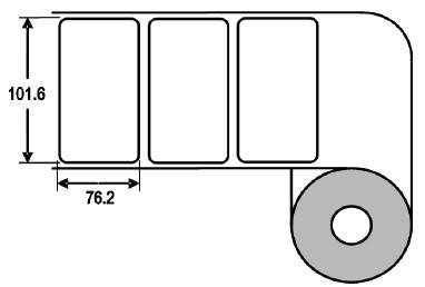Eurebis 102x76mm PP matt, P/TK2, 1'000 Et/R