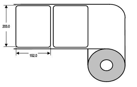 Eurebis 203x152mm Papier glanz, P/TK1, 500 Et/R