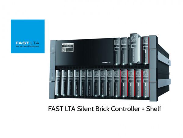 FAST LTA Silent Brick Extension Shelf, 14 Slots