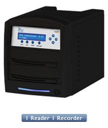 Vinpower CopyWriter DUP-02 Blu-ray, Kopiertower