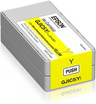 Epson Farbpatrone gelb (GJIC5Y) C831