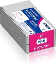 Epson Farbpatrone magenta (SJIC22PM) C3500