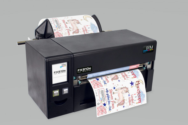 DTM FX810e Foliendrucker, Thermodrucker