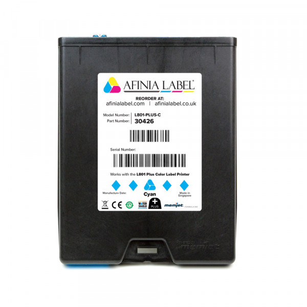 Afinia L801 PLUS Tinte cyan, 250ml Watershield