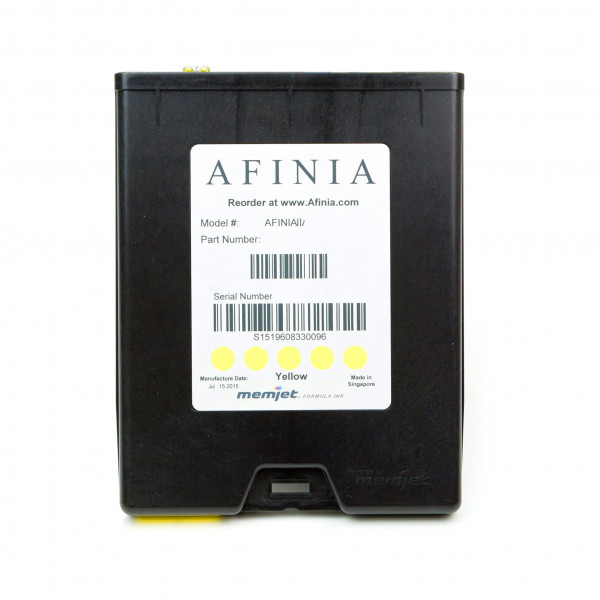 Afinia L901/CP950 Ink yellow