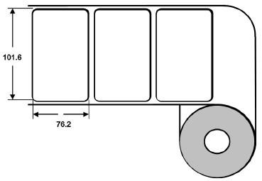 Eurebis 102x76mm Papier matt, P/TK1, 1'000 Et/R