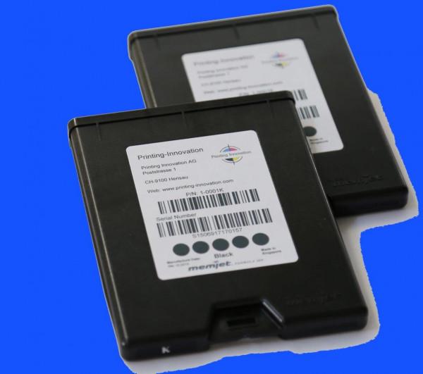 Printing Innovation iCube Tinte schwarz, 2x 250ml