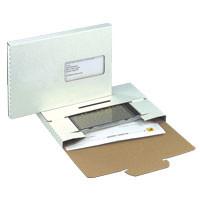 DiscBox CD, Versandhülle für 1 CD im JewelCase