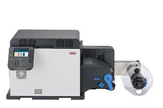 OKI Pro1040 Farbetikettendrucker (LED Toner)